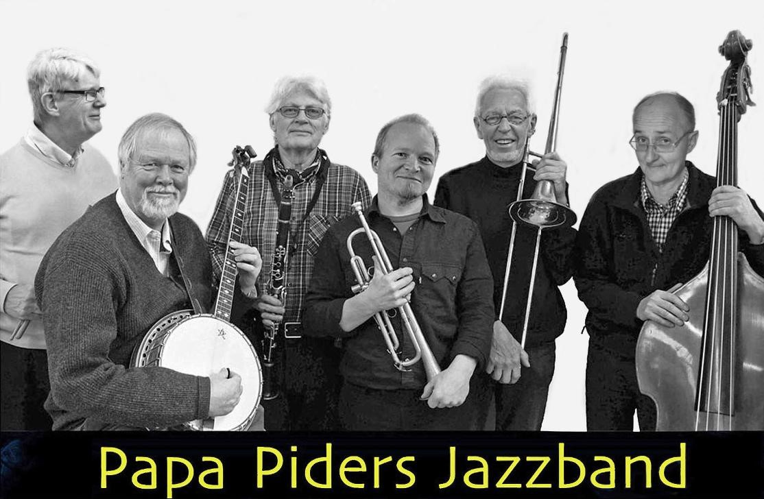 Papa Piders Jazzband 4