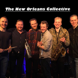thumb New Orleans Jazz collective 2020
